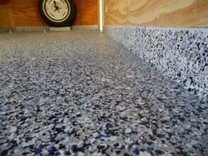 garage epoxy floor coatings experts at Choice City Epoxy