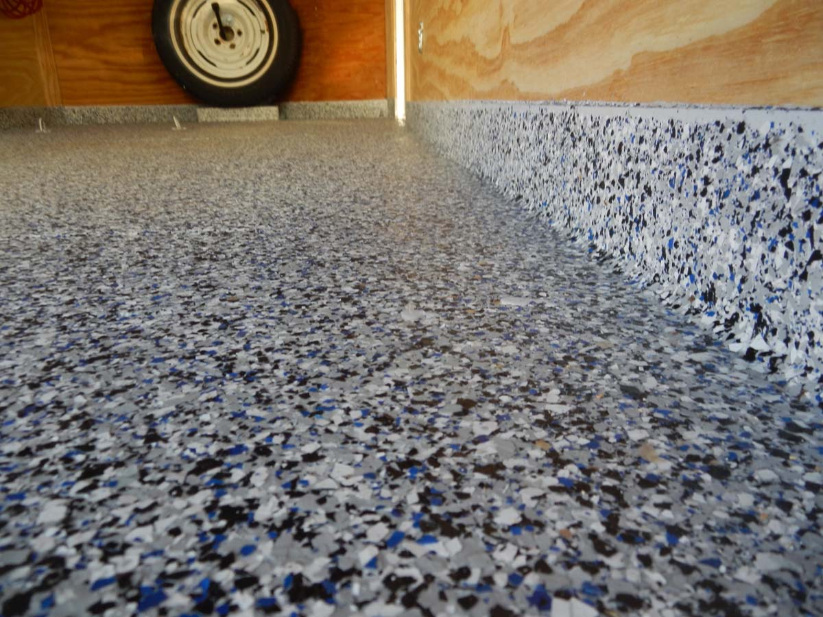 Epoxy Floor Coatings for Garages in Fort Collins by Choice City Epoxy Floors