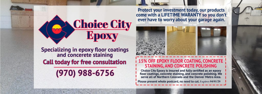 Epoxy Floor Coating for Residential Spaces in Fort Collins